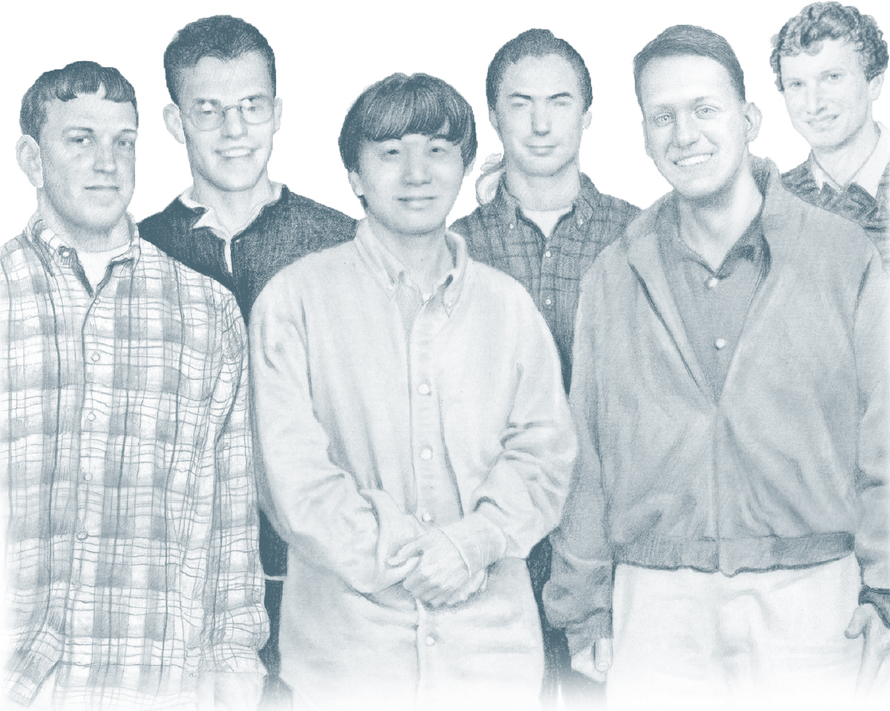 The PayPal Team in 1999